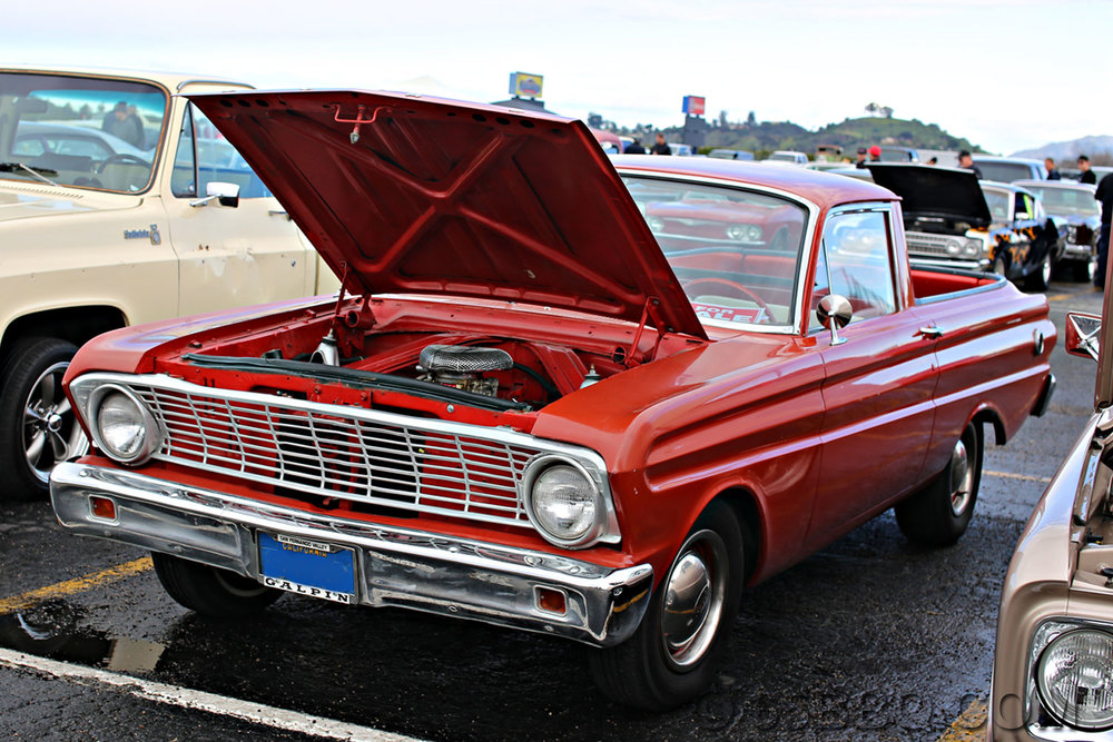 Ranchero Pomona Swap Meet