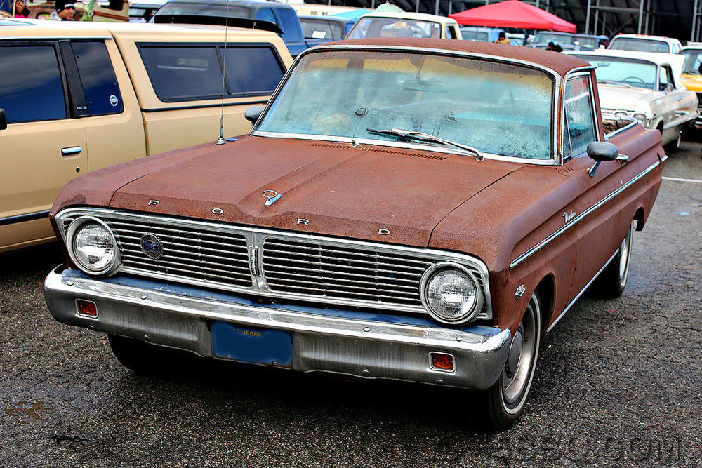 Ranchero Pomona Swap Meet 65bbq