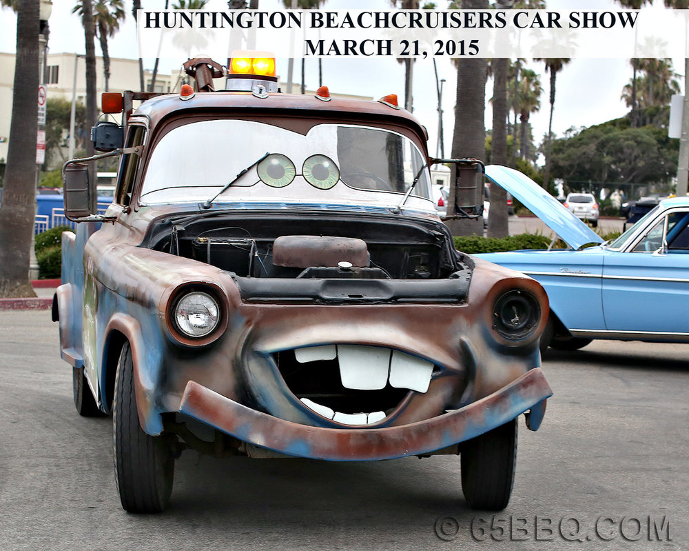 Huntington Beachcruisers Car Show 2015