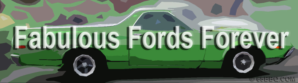 Catch last years Fabulous Fords Forever Car Show