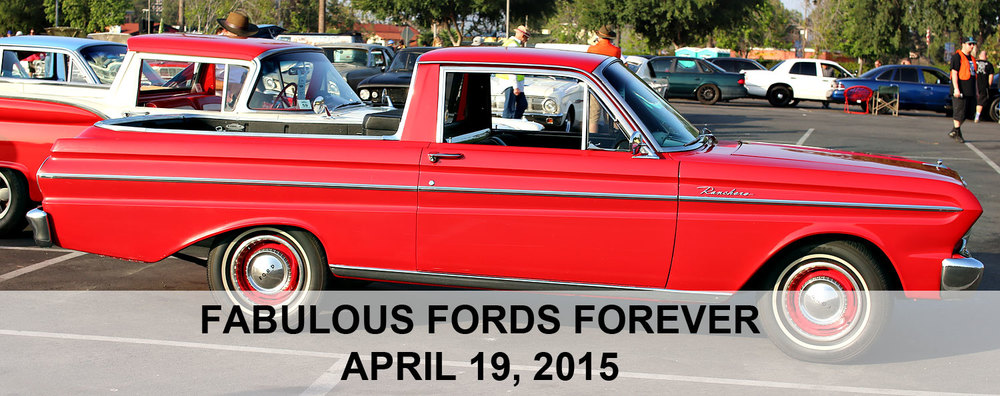 Fabulous Fords Forever 2015