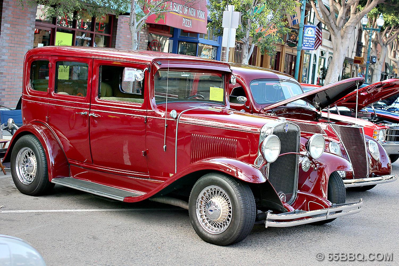 Seal Beach Classic Car Show With Vintage Motorcyles The Ranchero - Seal beach car show