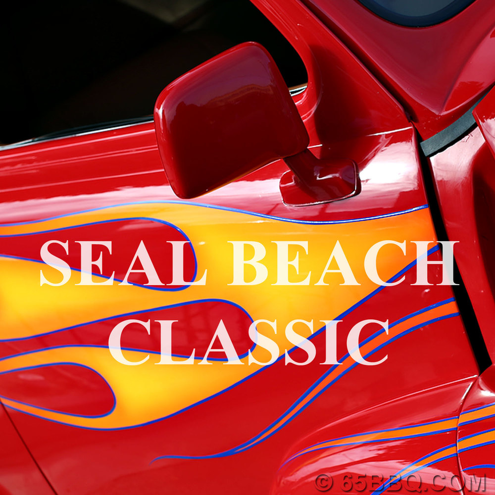 Seal Beach Classic Car Show 2015
