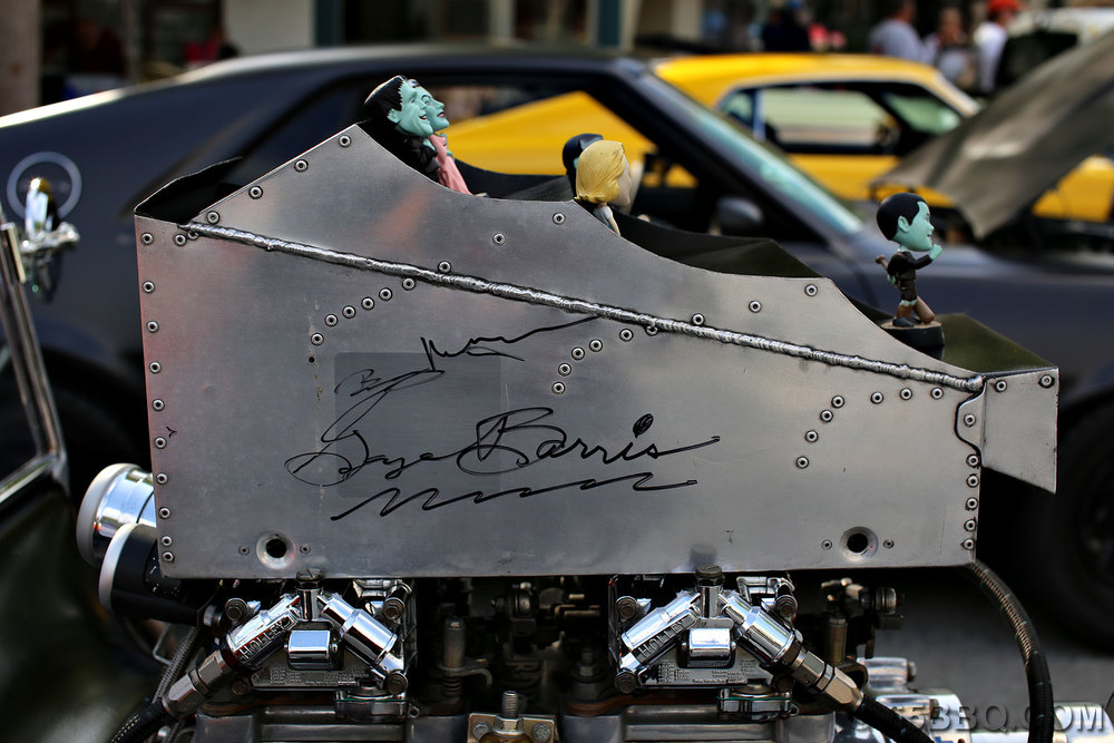 George Barris Car Show 2015