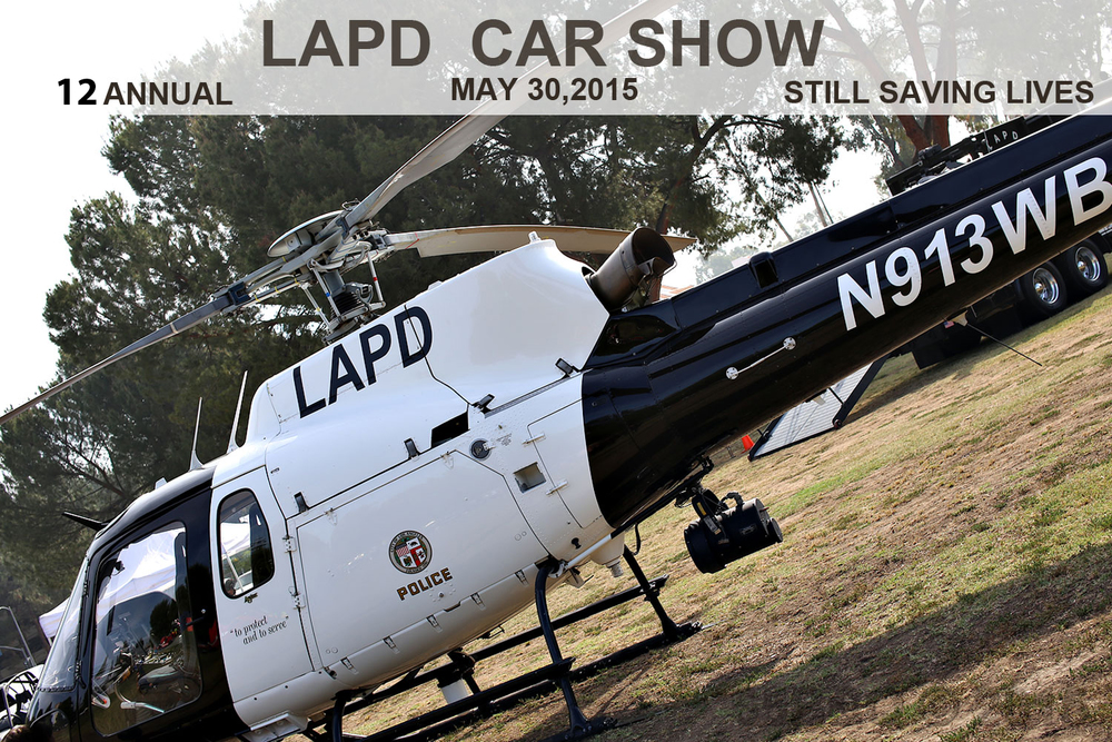 Now this is a ride. LAPD Saving Lives Car Show & Safety Fair. click pic to view the show.