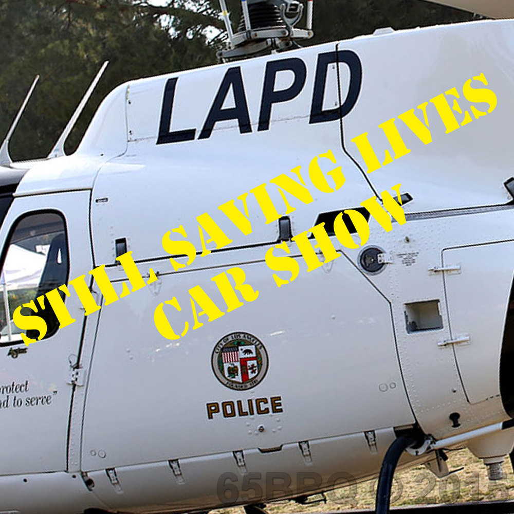 LAPD Car Show Still saving lives