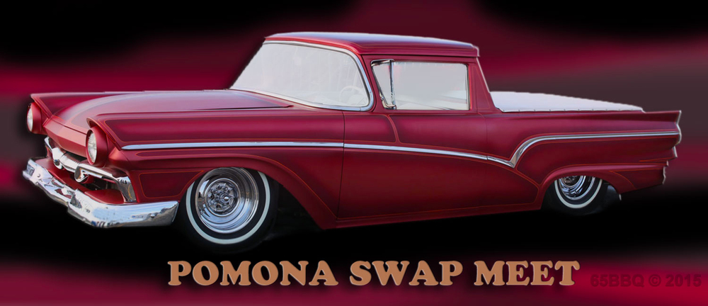 Pomona Swap Meet June 7, 2015 65bbq