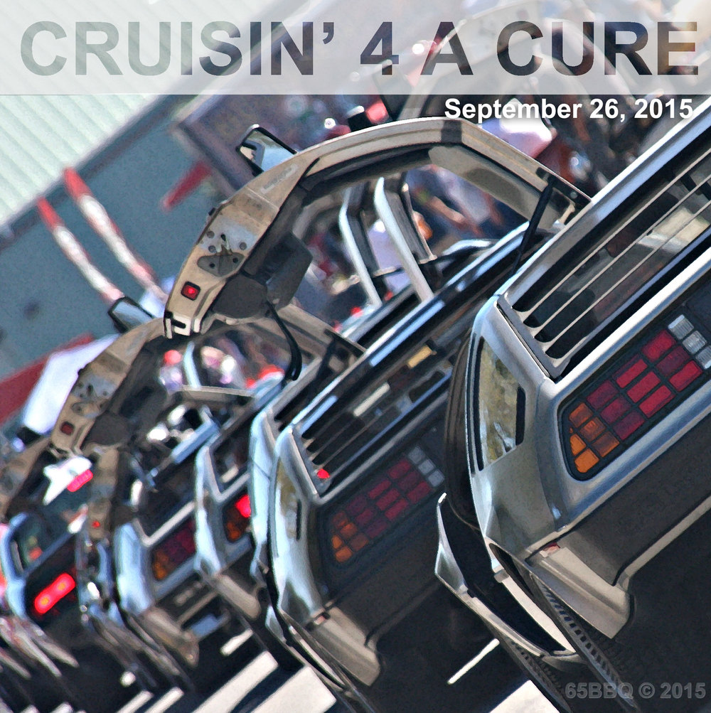 Cruisin 4 Cure Carshow Sept 26 2015 65bbq