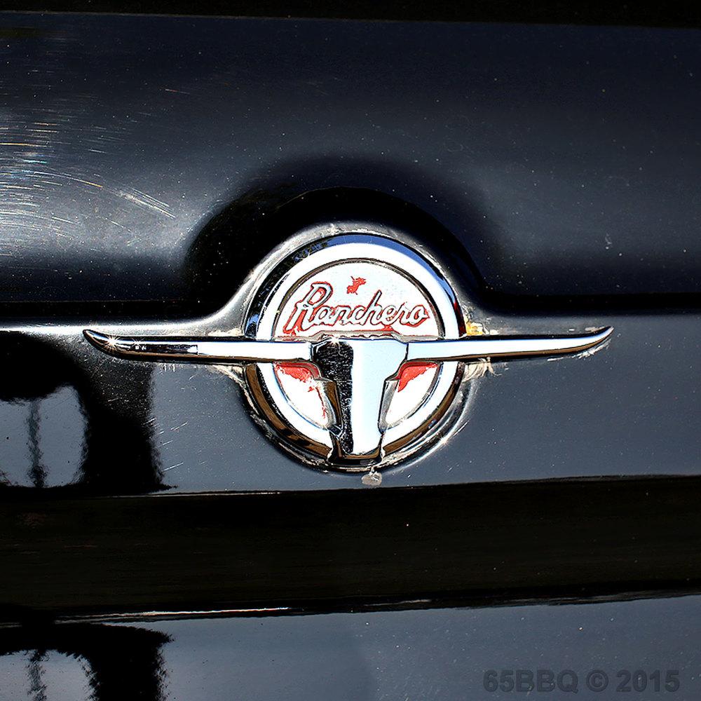 Ranchero Emblem Cruisin' for a Cure 2015