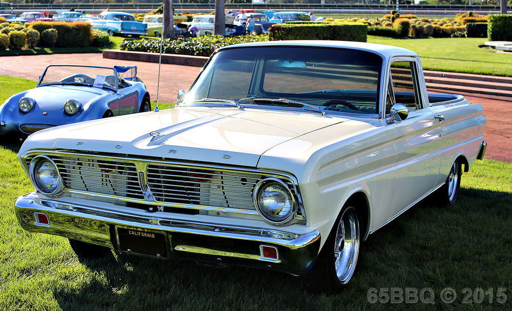 '65 Ranchero The Road Kings 65bbq