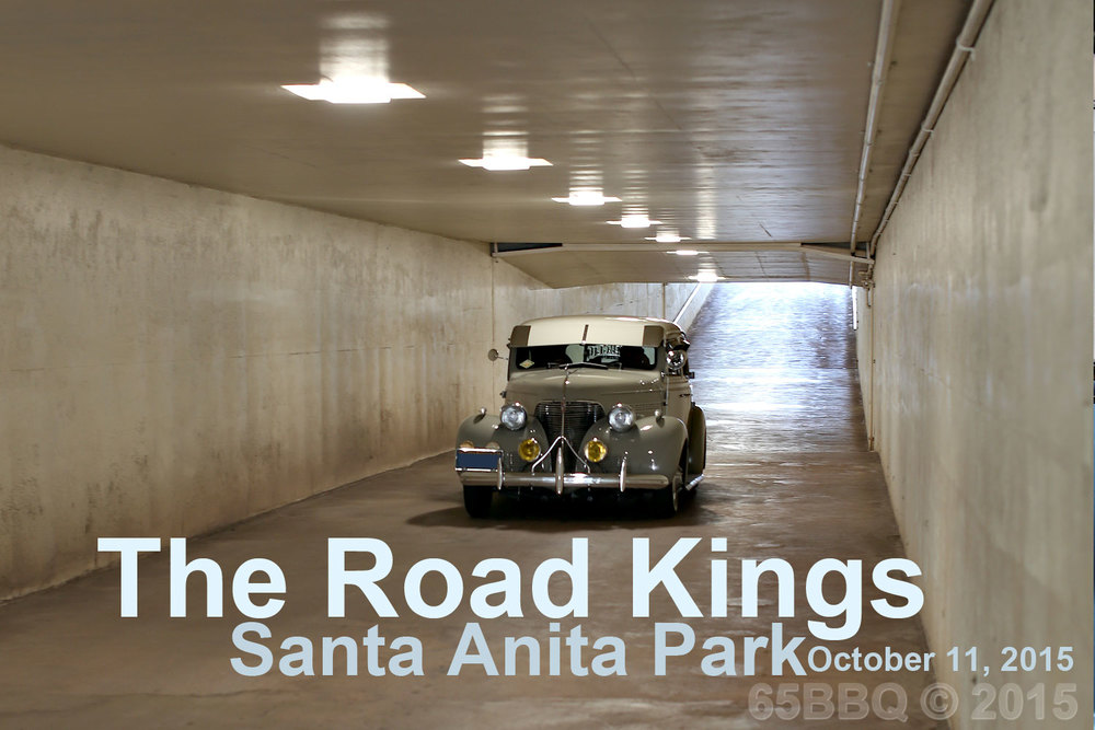 The Road Kings Santa Anita Park 2015 65bbq