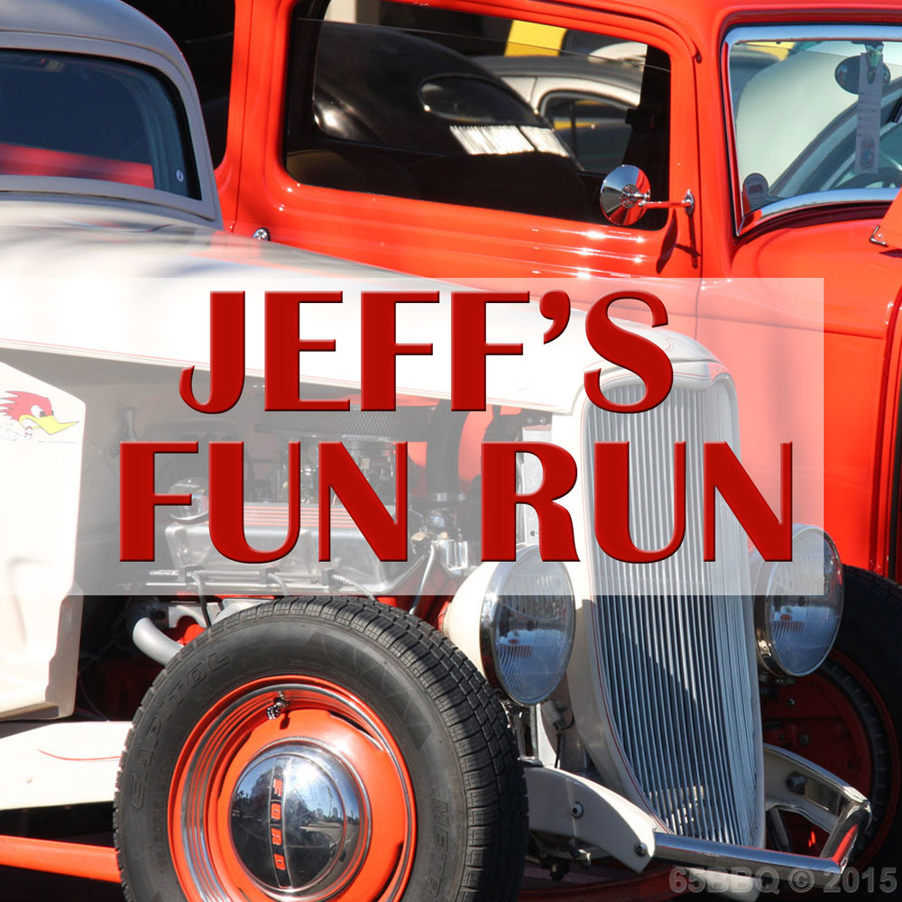 Jeff's Fun run