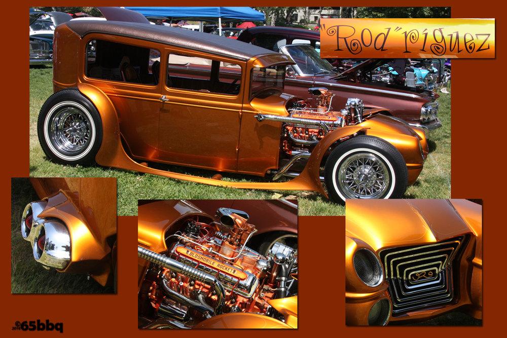Copper Tones 65bbq