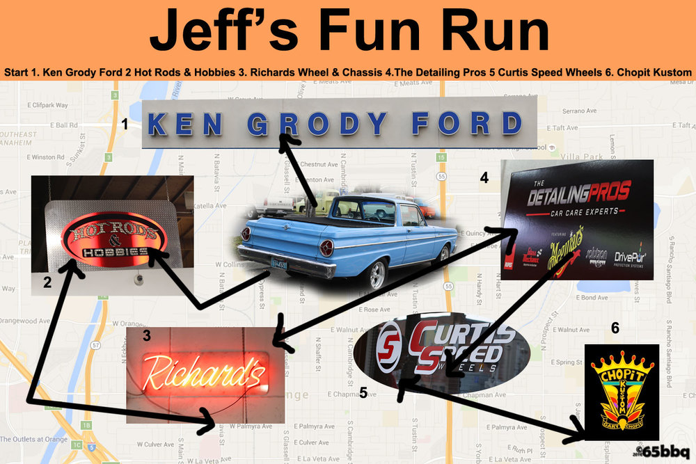 Jeff's Fun Run 2016 65bbq
