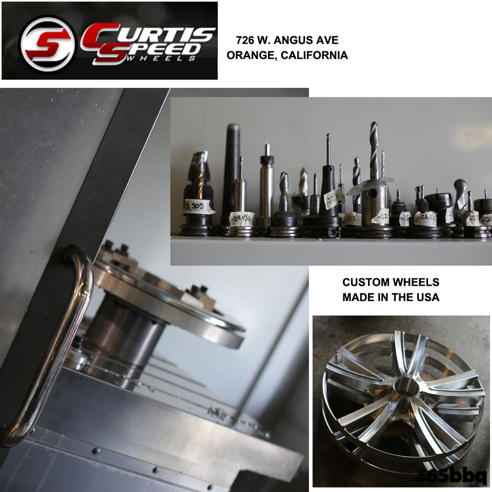 Curtis Speed Wheel 65bbq