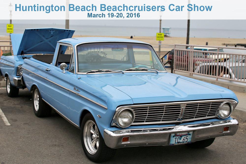 Beachcruisers car show 65bbq