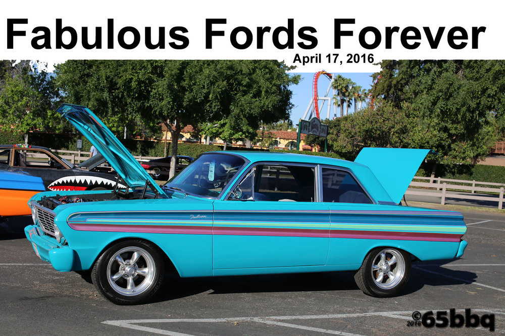 Falcon Fabulous Fords Forever 65bbq