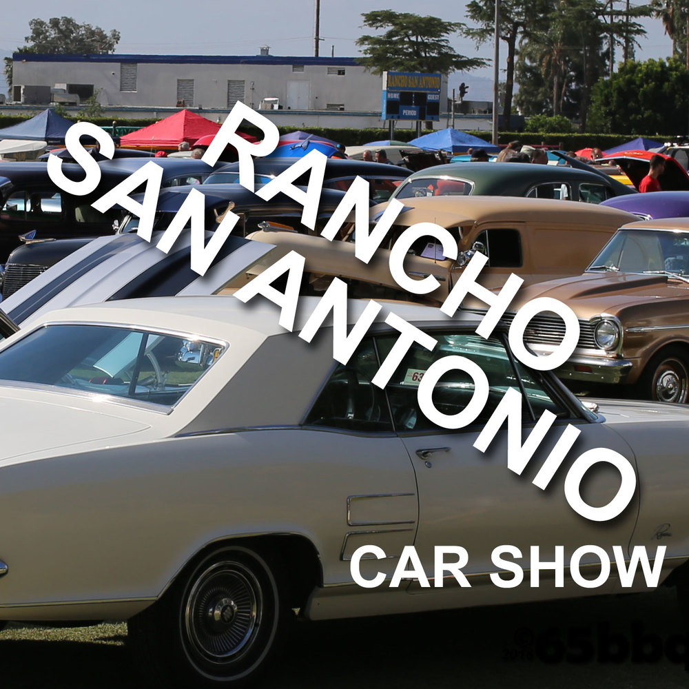 Rancho San antonio car show
