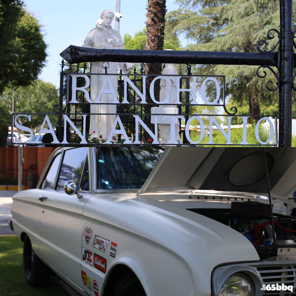Rancho San Antonio 65bbq
