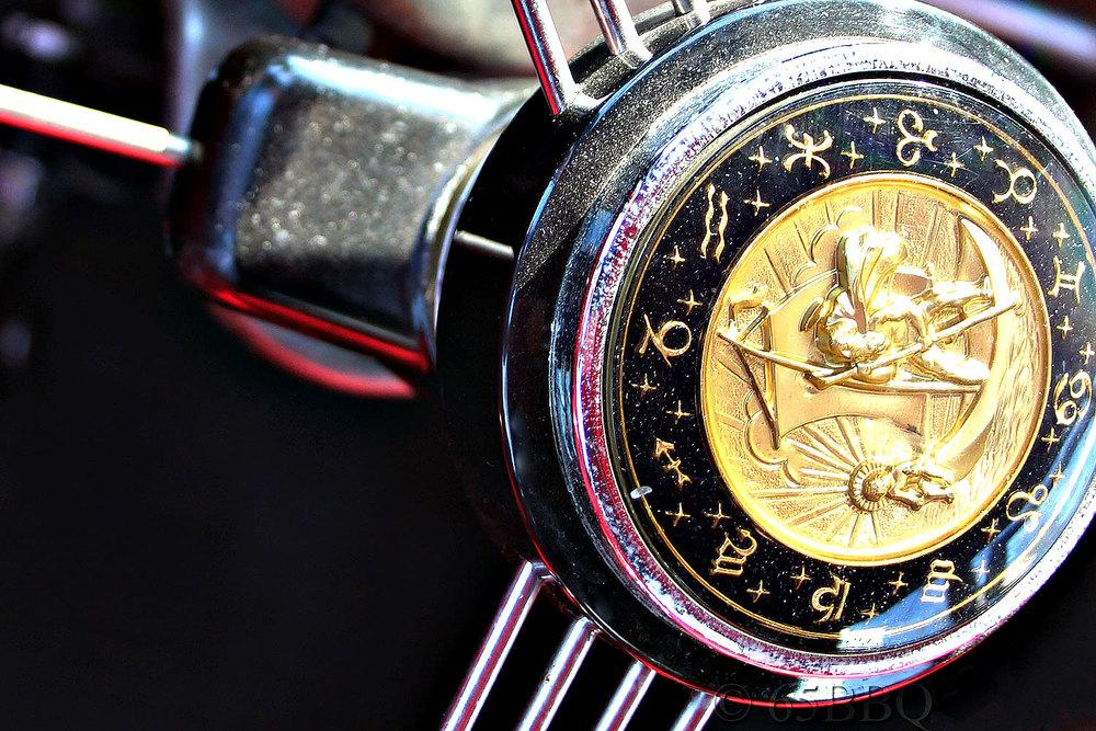 Zodiac Wheel 65bbq