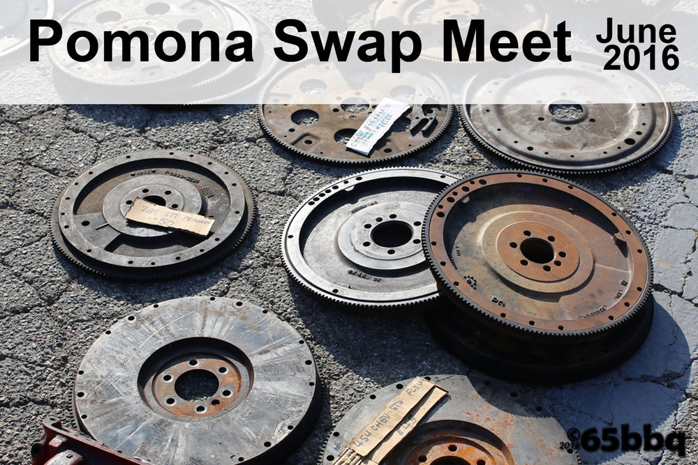 Pomona Swap Meet June 2016