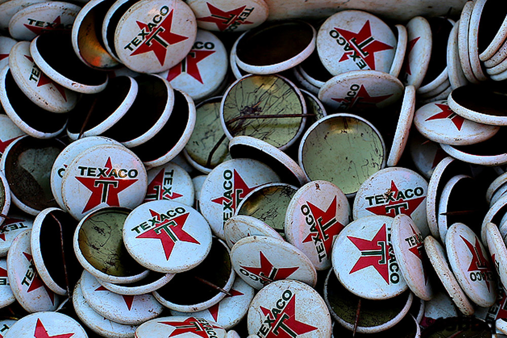 Texaco Vintage Pins Los Angeles Roadster Show 2016 65bbq