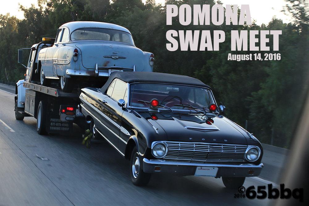 Pomona Swap Meet 2016 Aug 65bbq