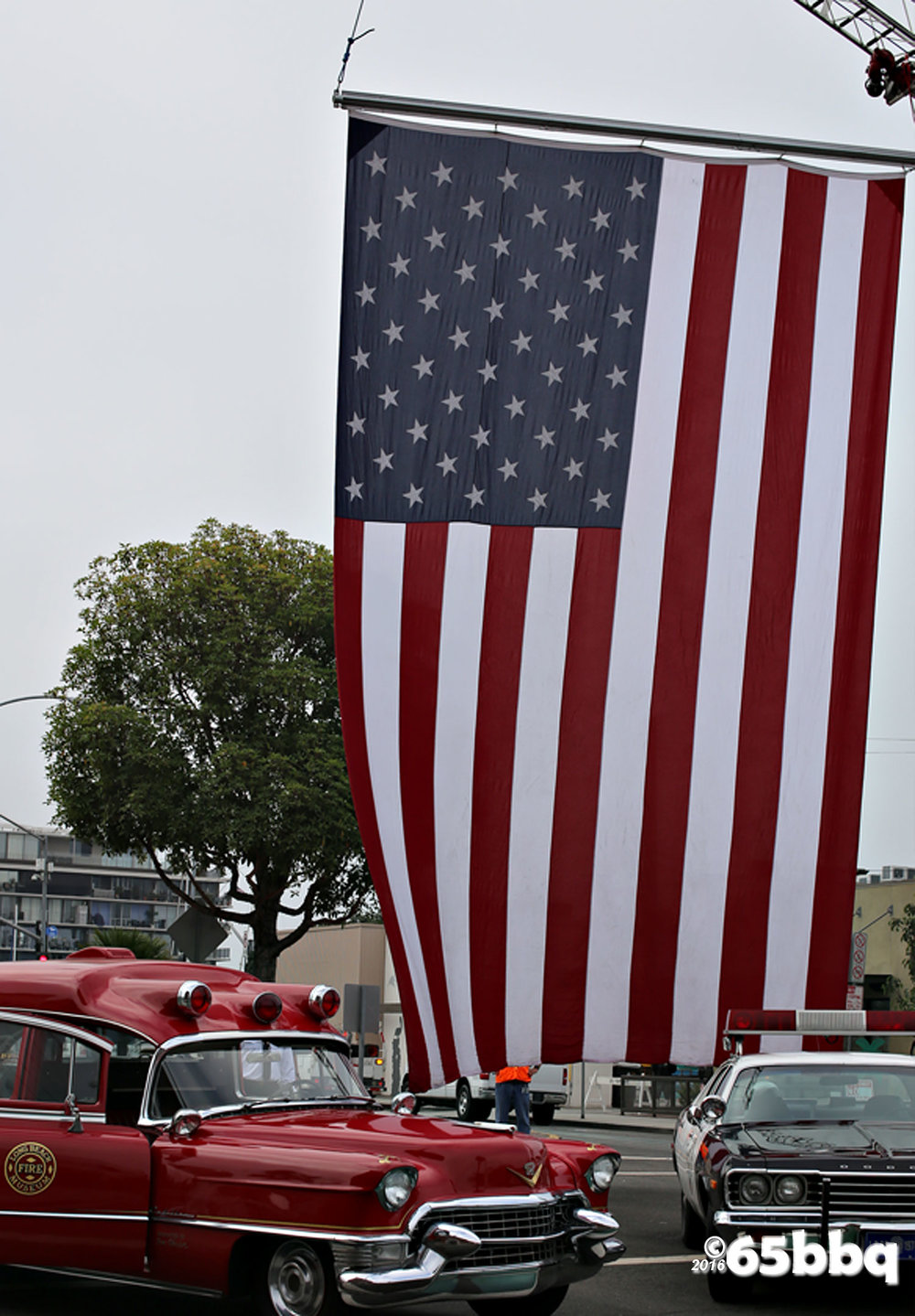 Belmont Flag 65bbq