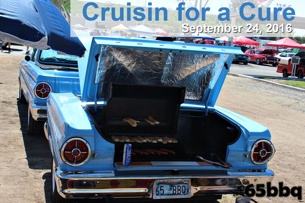 Cruisin for a Cure 2016 65bbq
