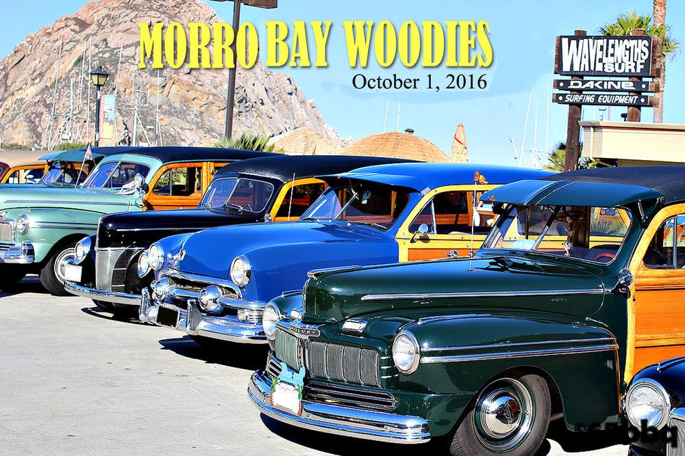 Morrow Bay Woodies 65bbq