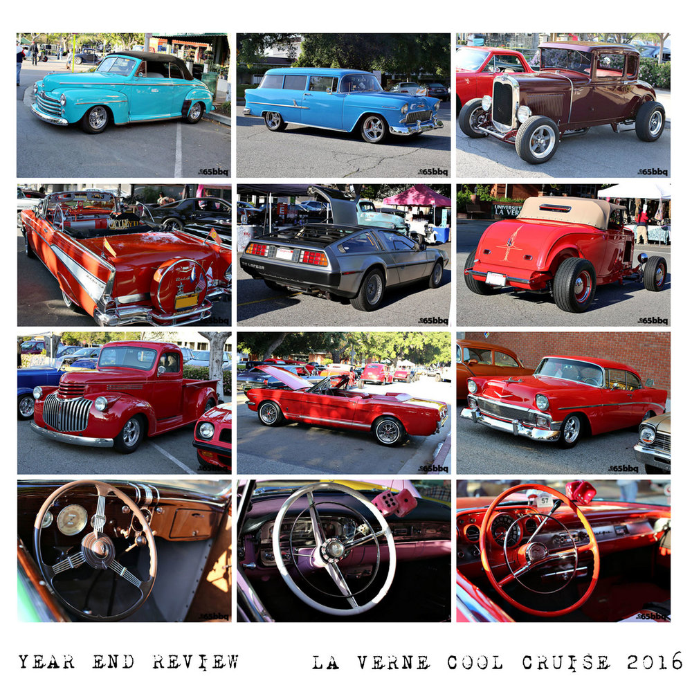 La Verne Cool Cruise 2016 65bbq