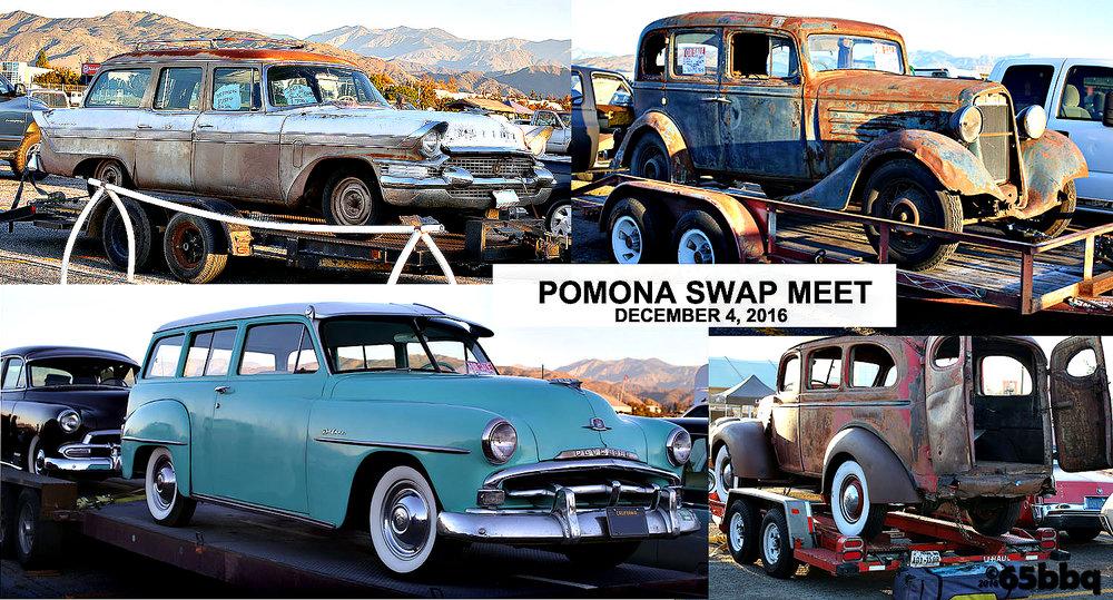Pomona Swap Meet December 4, 2016