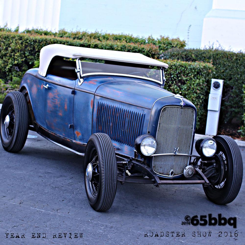 LA Roadster Show 65bbq