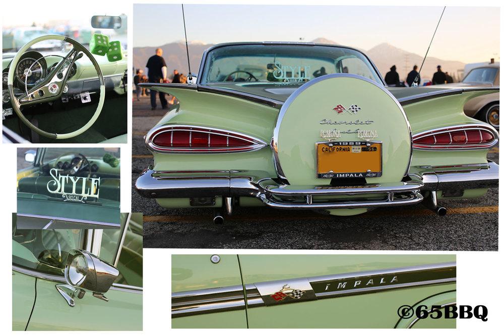 Impala Pomona Swap Meet 65bbq