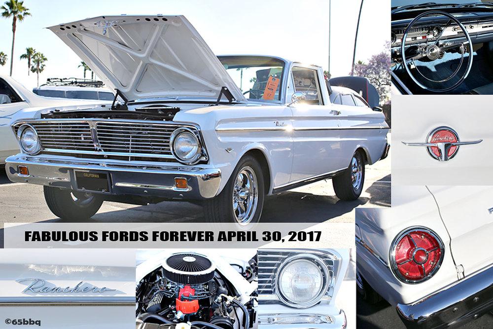 1965 Ford Falcon Ranchero 65bbq
