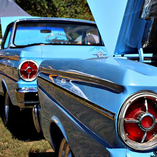car show ready -