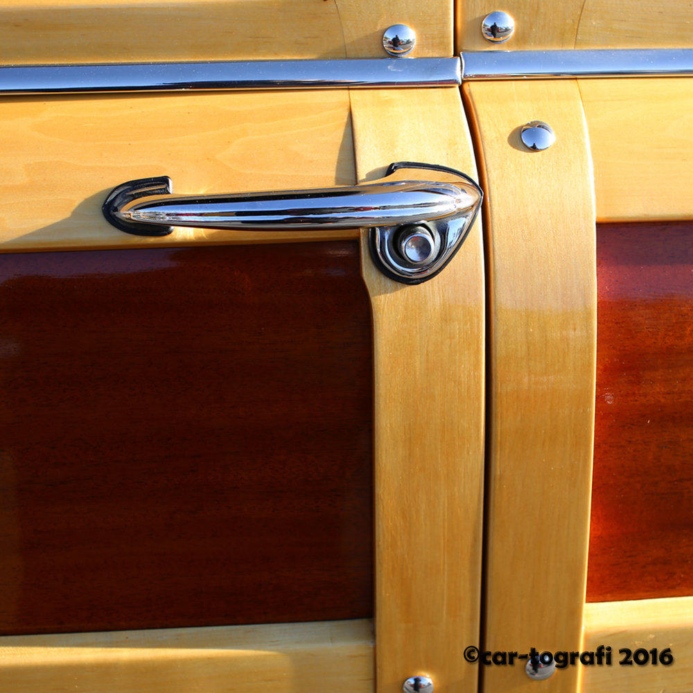 Doheny Car Show Wood Panel 4