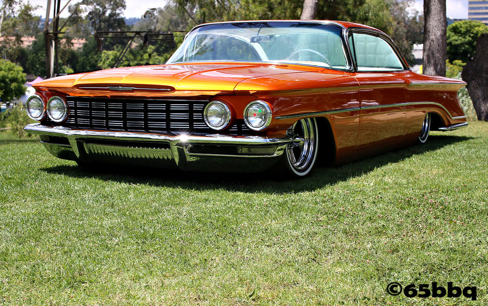 In the orange at johnny carson park 65bbq