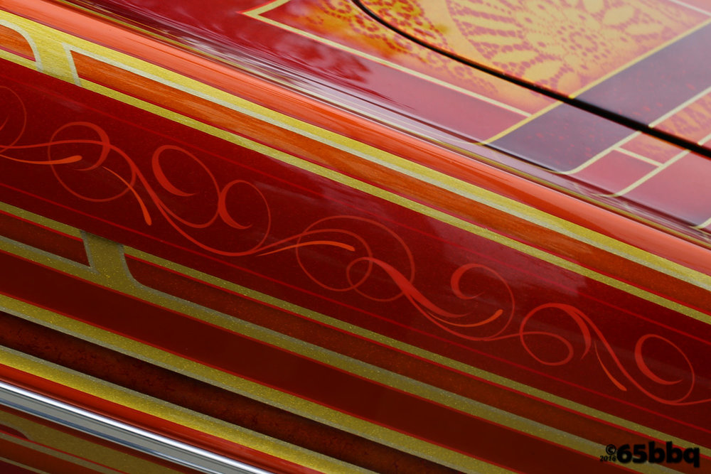 car show paint finishes