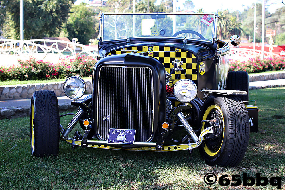 Roadster Show -