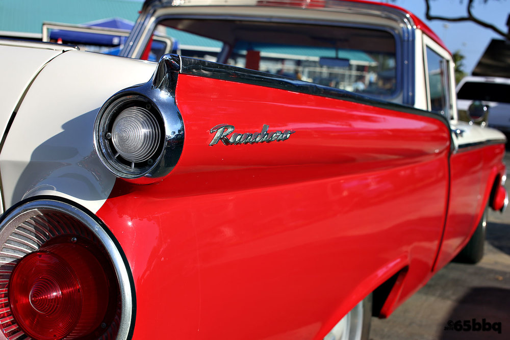 Pops 1959 Ford Ranchero 5