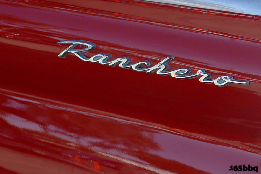 Pops 1959 Ford Ranchero 2