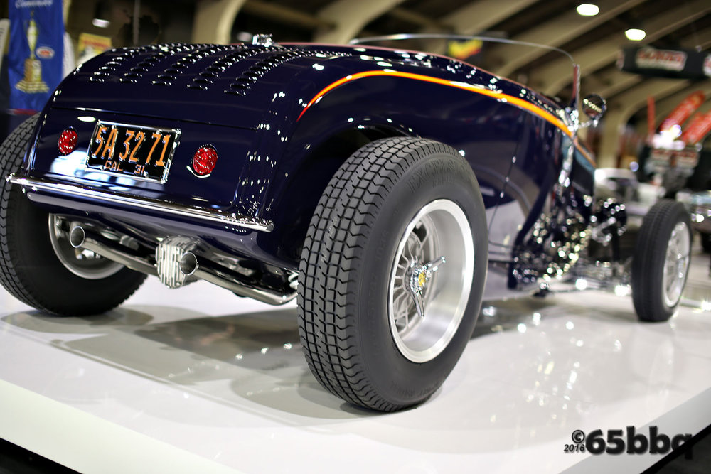 GNRS AMBR winner 1931 Ford Roadster