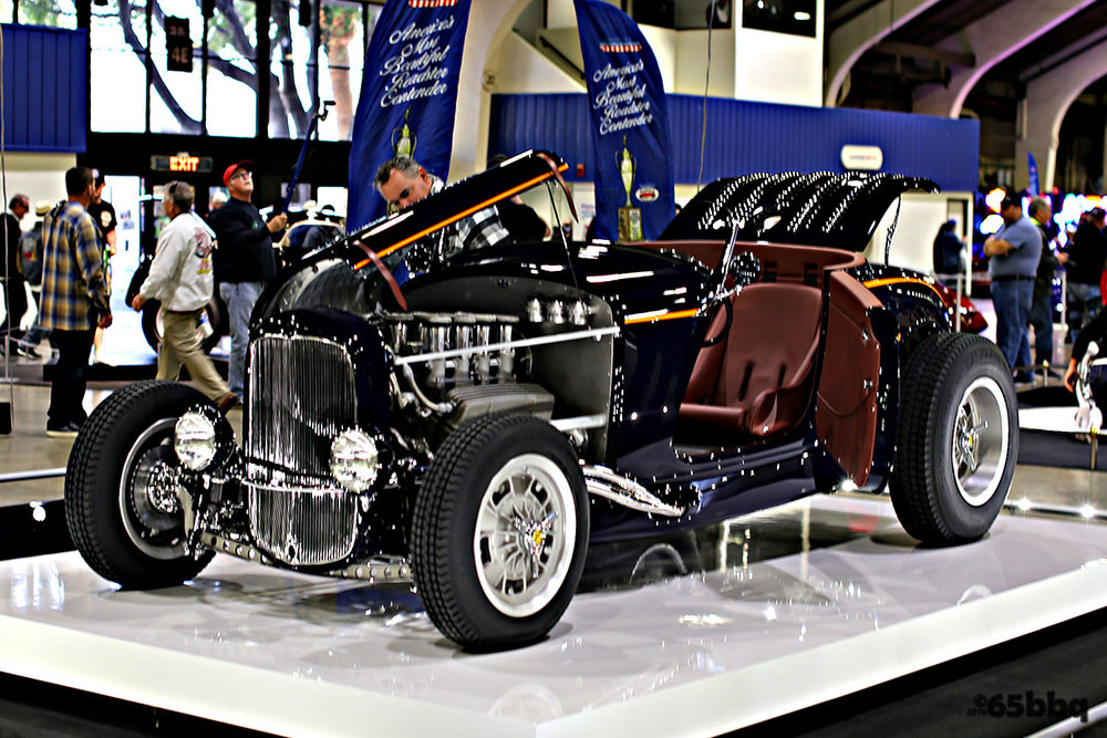 Grand National Winner 1931 Ford Roadster