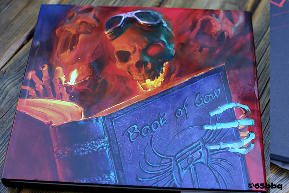 The Book of Gow 65bbq