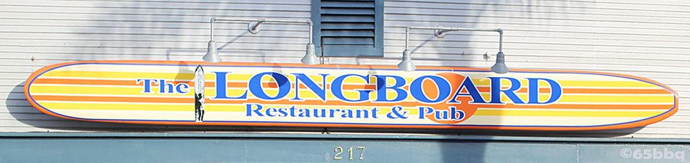 The LongBoard Restaurant and Pub Huntington Beach California 65bbq