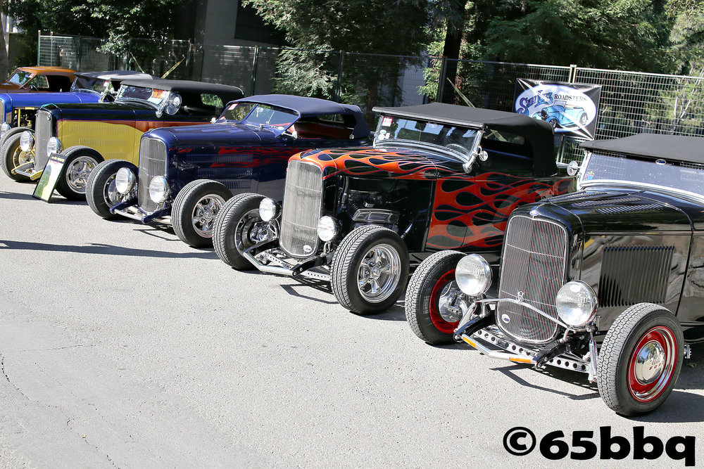 Roadster Show & Swap Meet June 15-16, 2018 65bbq