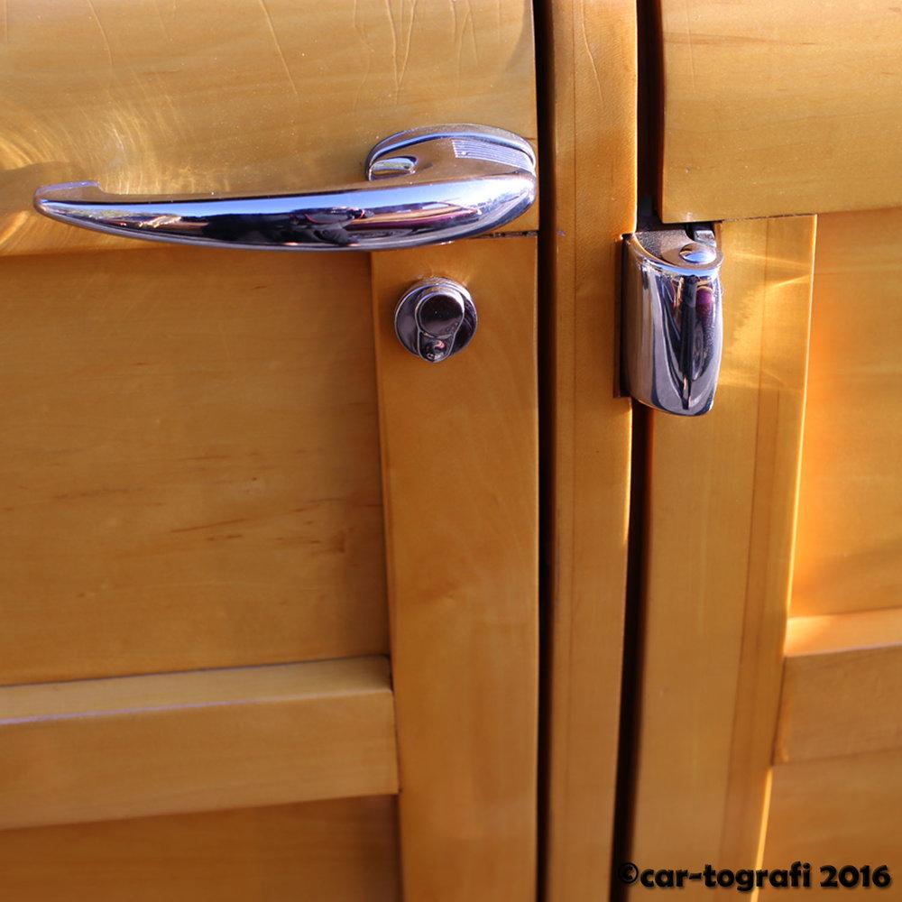 Wood Door Panels