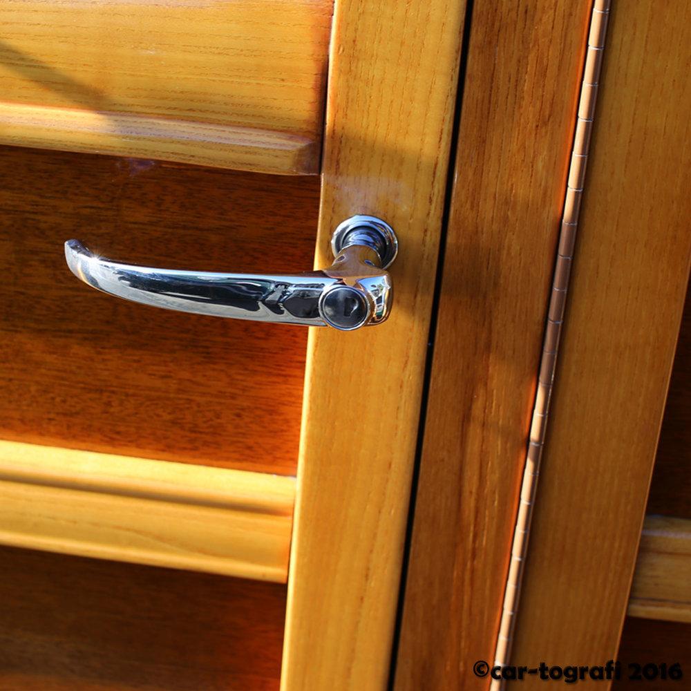 Doheny Woodie Door Panel