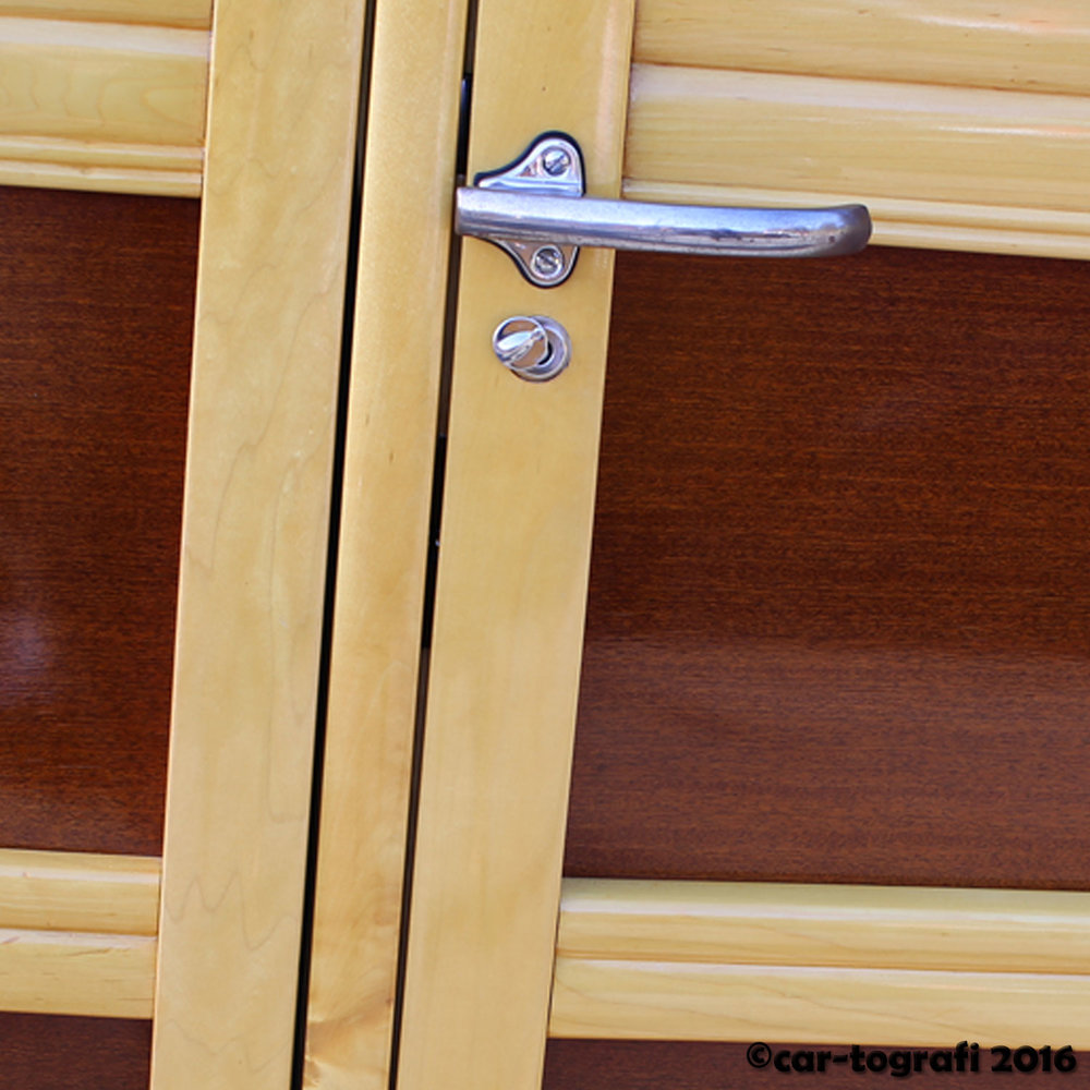 Woodie door panels 65bbq